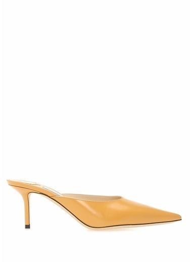 Jimmy Choo Ayakkabı Sarı